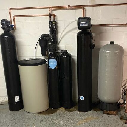 A Water Treatment System